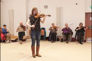 Come and Try Improvers Fiddle Photos